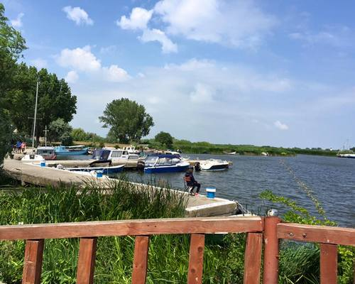 Vila Alga 3✿, Sulina, Delta Dunarii