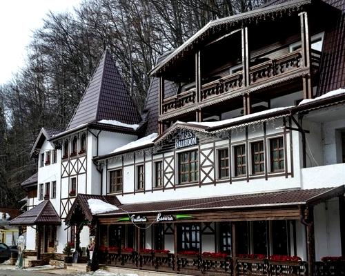 Conac Bavaria 3★, Busteni