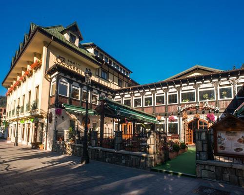 Hotel Bucegi 3★, Sinaia