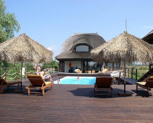 Pensiunea Aqua Villa 4✿, Maliuc, Delta Dunarii