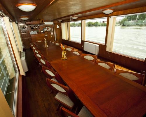 Hotel plutitor GG Gociman 4★, Crisan, Delta Dunarii