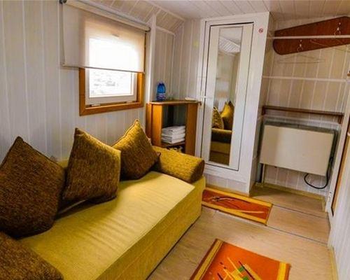 Hotel plutitor Sincron Delta 4★, Tulcea, Delta Dunarii